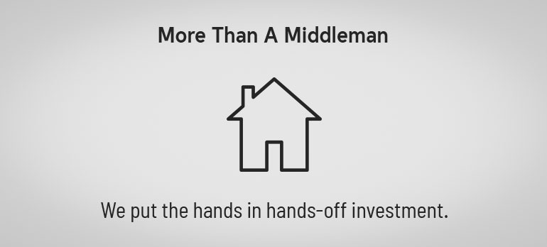 More than a middleman
