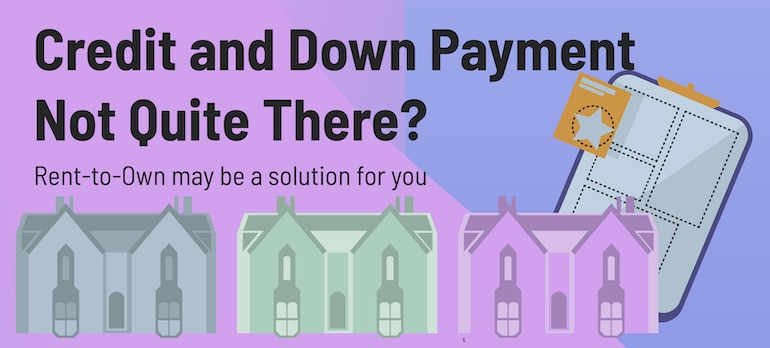 Bad credit and no down payment